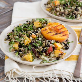 Fiery Fruit & Quinoa Salad