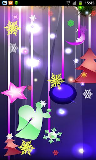 New Year Fireworks Snow Xmas