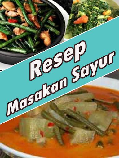 Resep Masakan Sayur