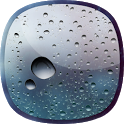 Rain On Glass Live Wallpaper icon