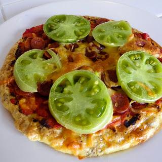 Frittata Pizza