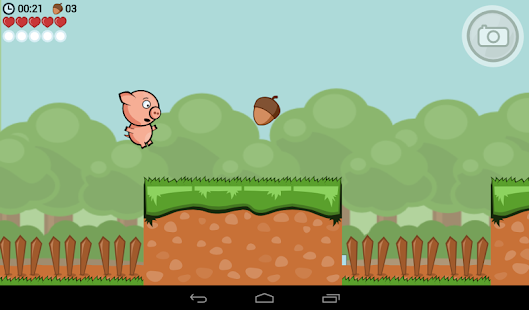 Crisp Bacon: Run Pig Run- screenshot thumbnail