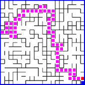 Flick Maze - Time Attack!
