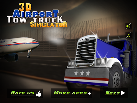 Airport Tow Truck Simulator 3D 1.0 screenshot 64489