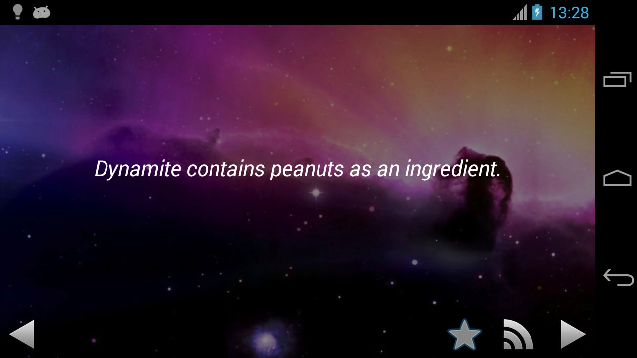 Martin luther king android apps on google play - Amazing Science Facts Screenshot