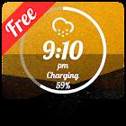 Luminoso Free Zooper Widget icon