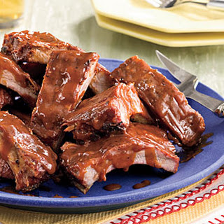 Grilled Baby Back Ribs