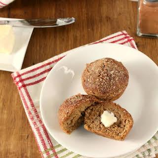 Cinnamon Maple Muffins.
