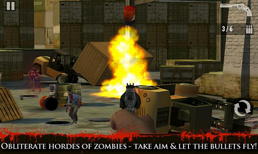 CONTRACT KILLER: ZOMBIES (NR)