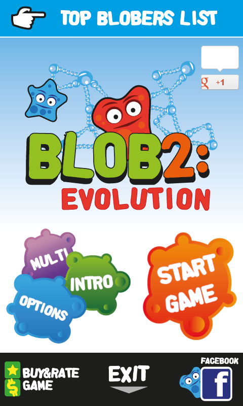 Blob 2: Evolution - FREE- screenshot