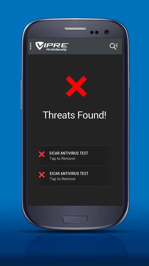 VIPRE Mobile Security - screenshot