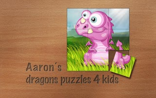 Screenshot of Aarons Dragon Games for Kids