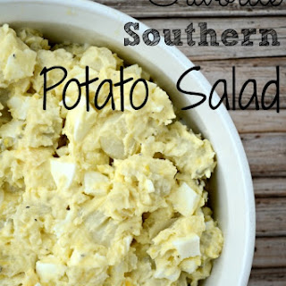 My Favorite Southern Potato Salad