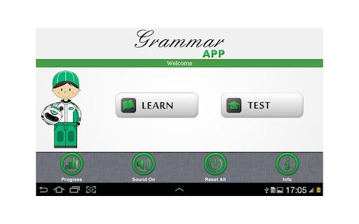 Grammar App by TapToLearn