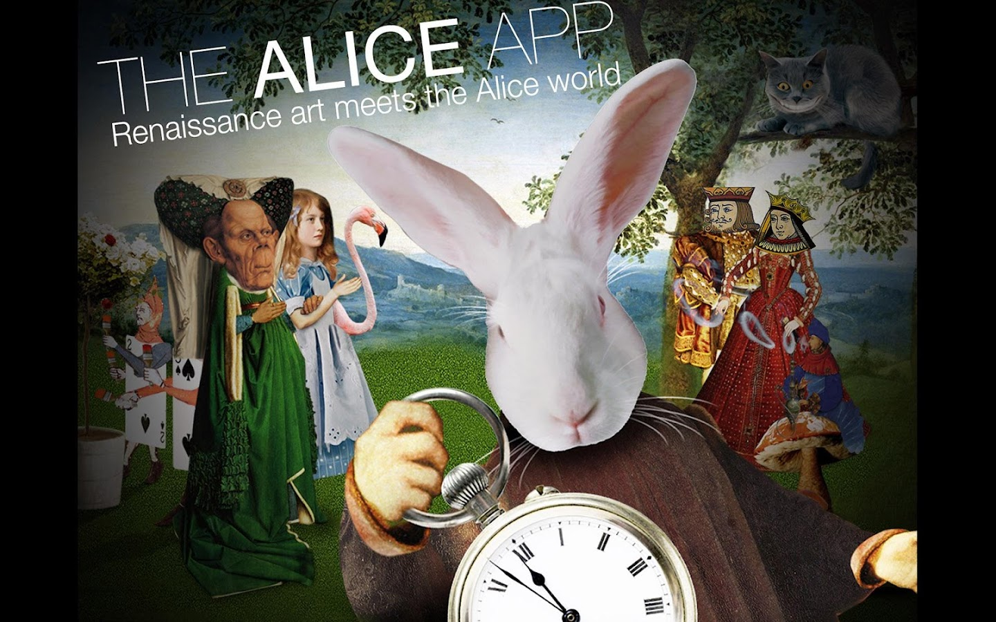 The Alice App- screenshot