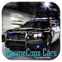 MarineCops Cars Live Wallpaper