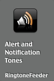 Notifications and Alert Tones- screenshot thumbnail