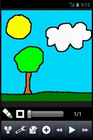 Flip Book Free - screenshot