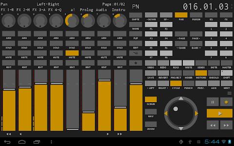 TouchDAW v1.5.3