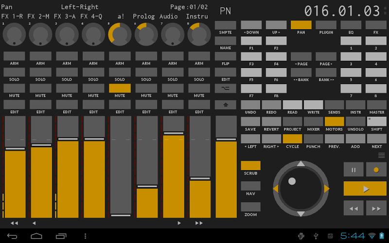 TouchDAW Screenshot 5