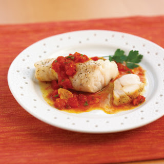Spanish Monkfish Recipe