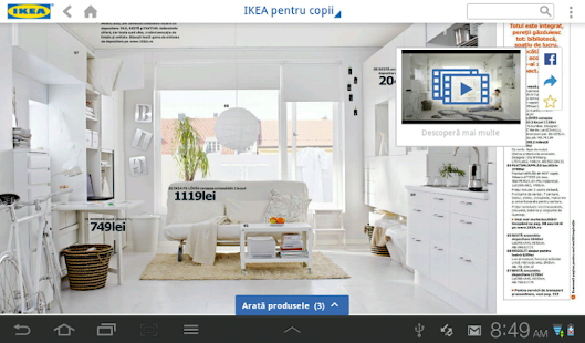 Catalogul IKEA - screenshot thumbnail