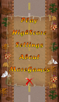 Screenshot of Straight Race Free