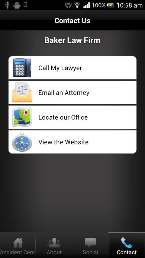 Ohio Injury Lawyers- screenshot