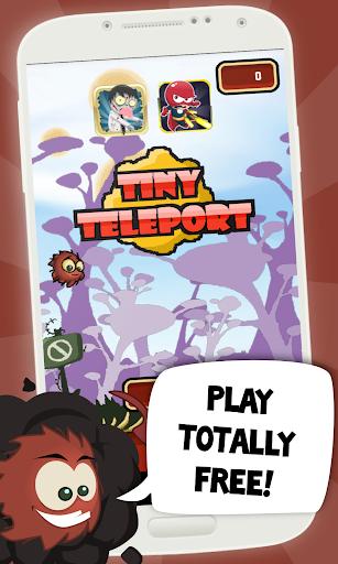 Tiny Teleport