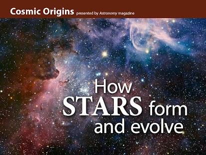 Cosmic Origins- screenshot thumbnail