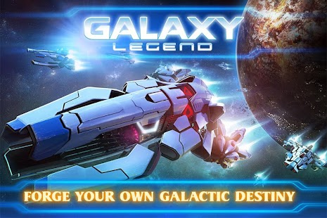 Galaxy Legend v1.2.0 APK
