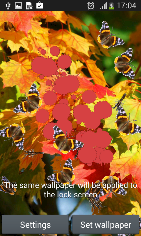 Insects Everywhere Live Wallpp- screenshot