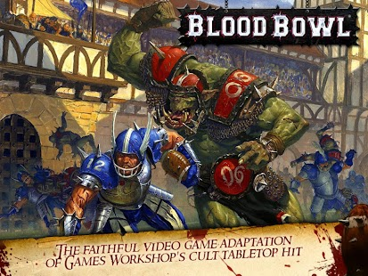 Blood Bowl Screenshot 1