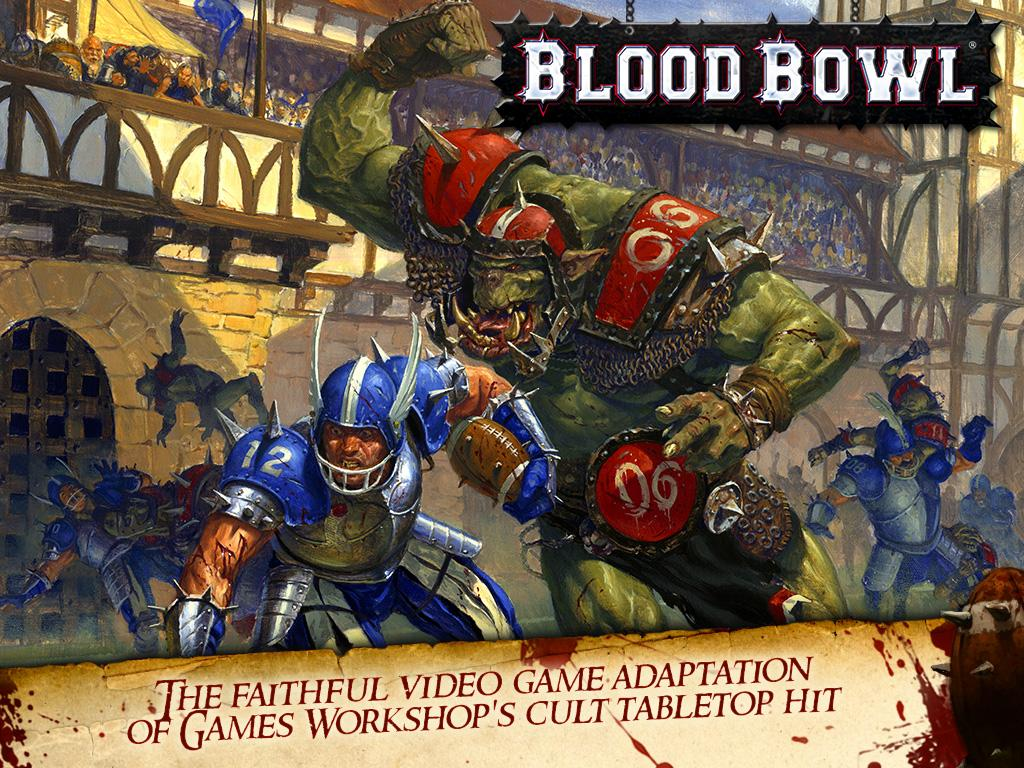 Blood Bowl- screenshot