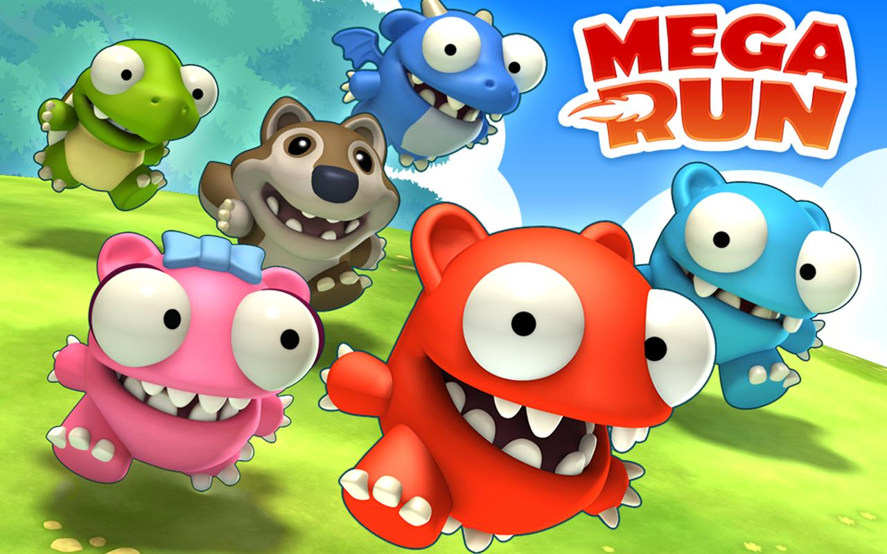 Mega Run - Redford's Adventure - screenshot