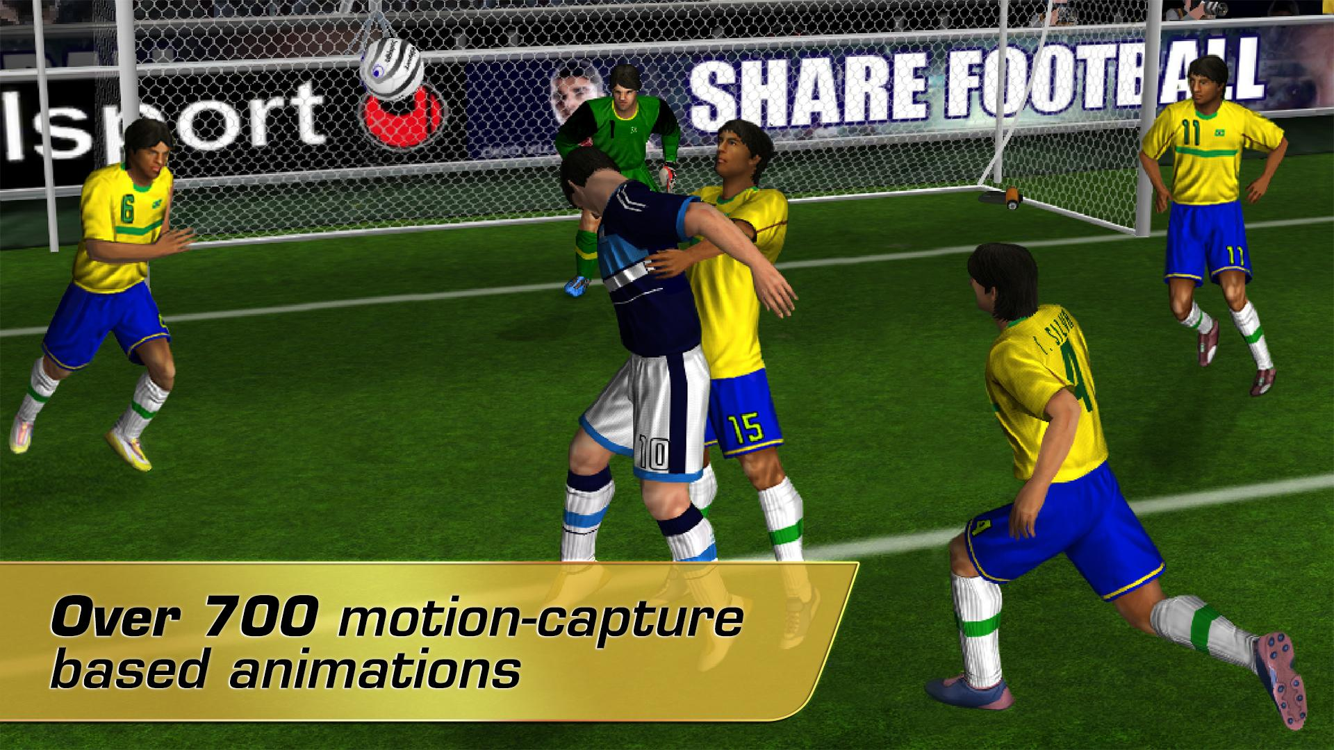 Real Soccer 2012 screenshot #9