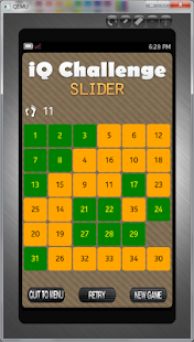 iQ Challenge: Slider- screenshot thumbnail