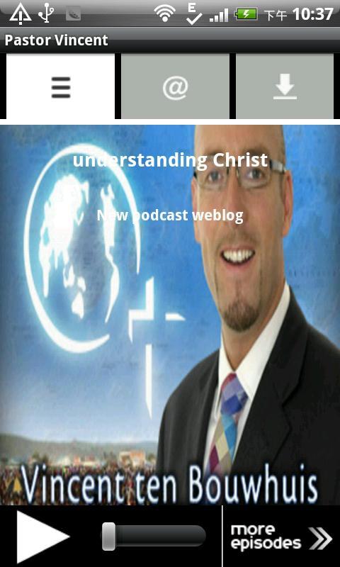 Pastor Vincent- screenshot