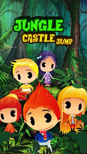 Jungle Castle Jump
