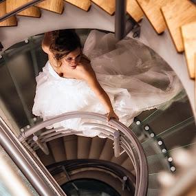 Tamara by Jovan Barajevac - Wedding Bride ( tamara, novi sad, serbia, wedding, beauty, mlada, venčanje, bride,  )