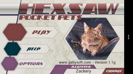 HexSaw - Pocket Pets