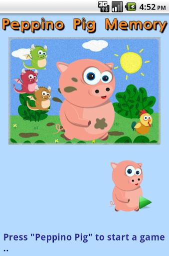 Peppino Pig Memory
