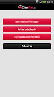 Screenshot of ZlavaDna.sk QR skener