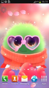 Fluffy Chu Live Wallpaper v1.2.1
