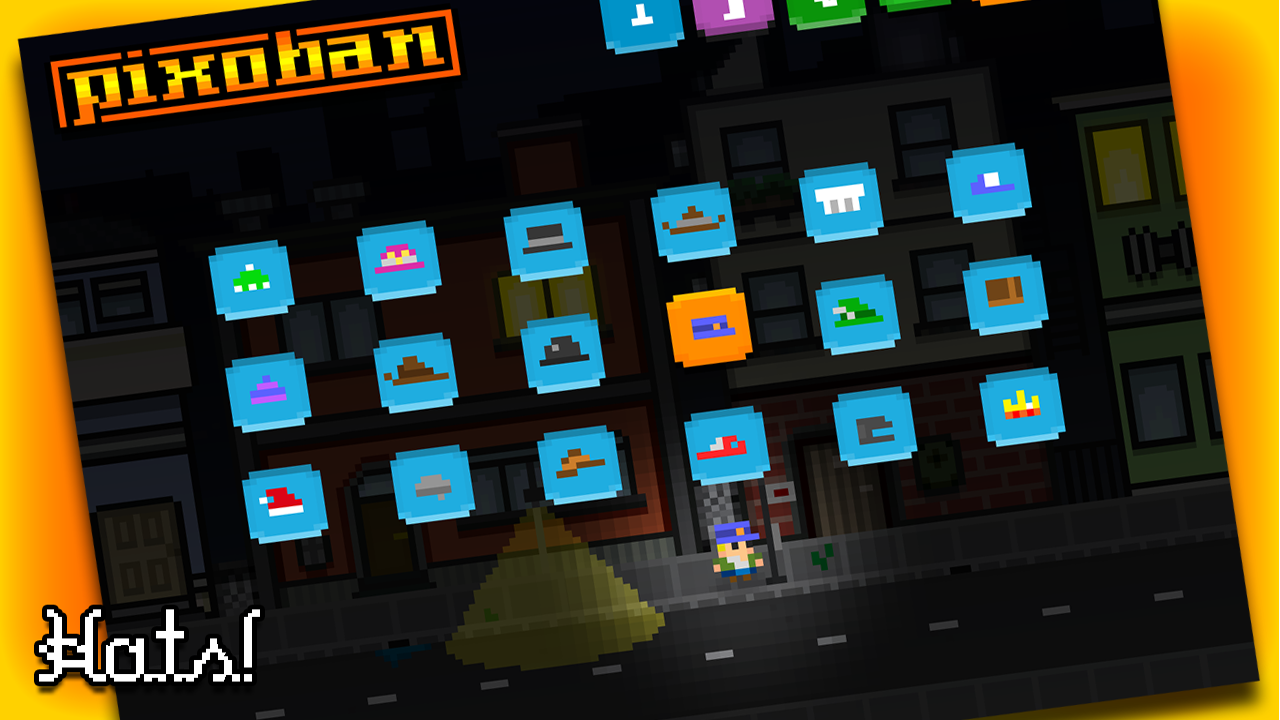 Pixoban - screenshot