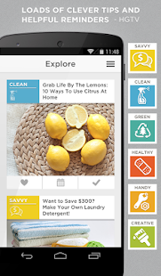 BrightNest – Home Tips & Ideas - screenshot thumbnail