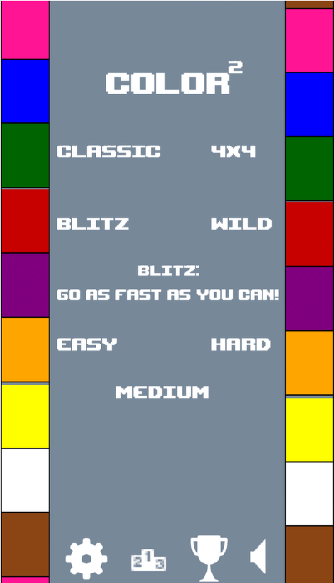 ColorSquared- screenshot