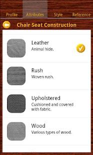 Furniture Styles- screenshot thumbnail