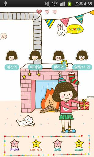 CUKI Themes Sum Sweet winter