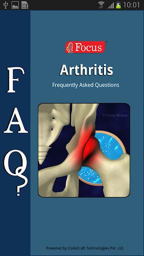 FAQs in Arthritis